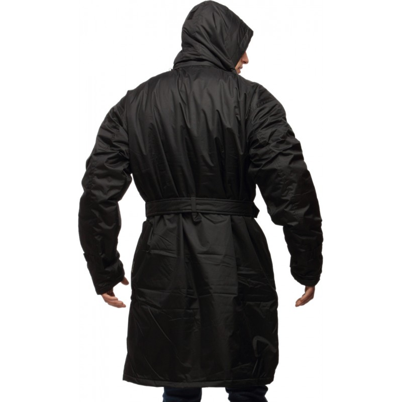 beautiful design low priced new season Wild Nature Mens Waterproof Trench Coat With Detachable Hood ...