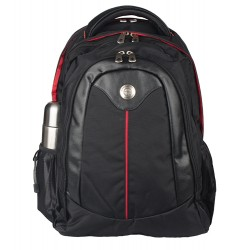 "Harissons Red Arrow 15.6"" Laptop Backpack"
