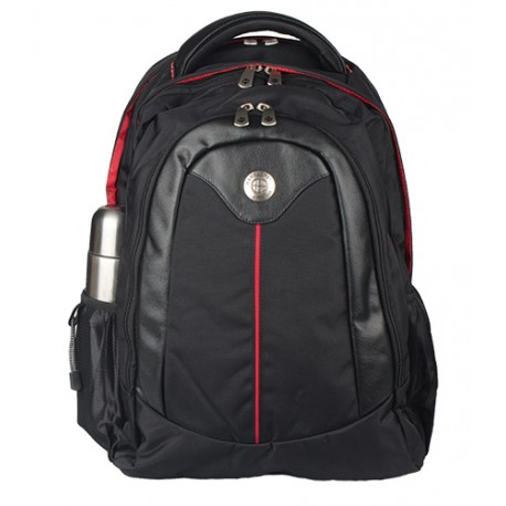 """Harissons Red Arrow 15.6"""" Laptop Backpack"""