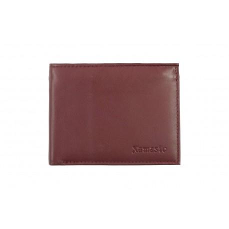 Nameste 10 Cards Bi-Fold Men's Leather Wallet
